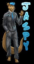 jaspy badge by bingles