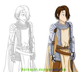 RO - Main character sprite