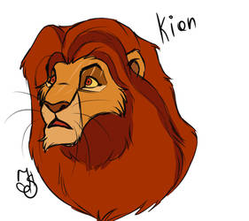 New version of Kion by AleksaDarkFrain
