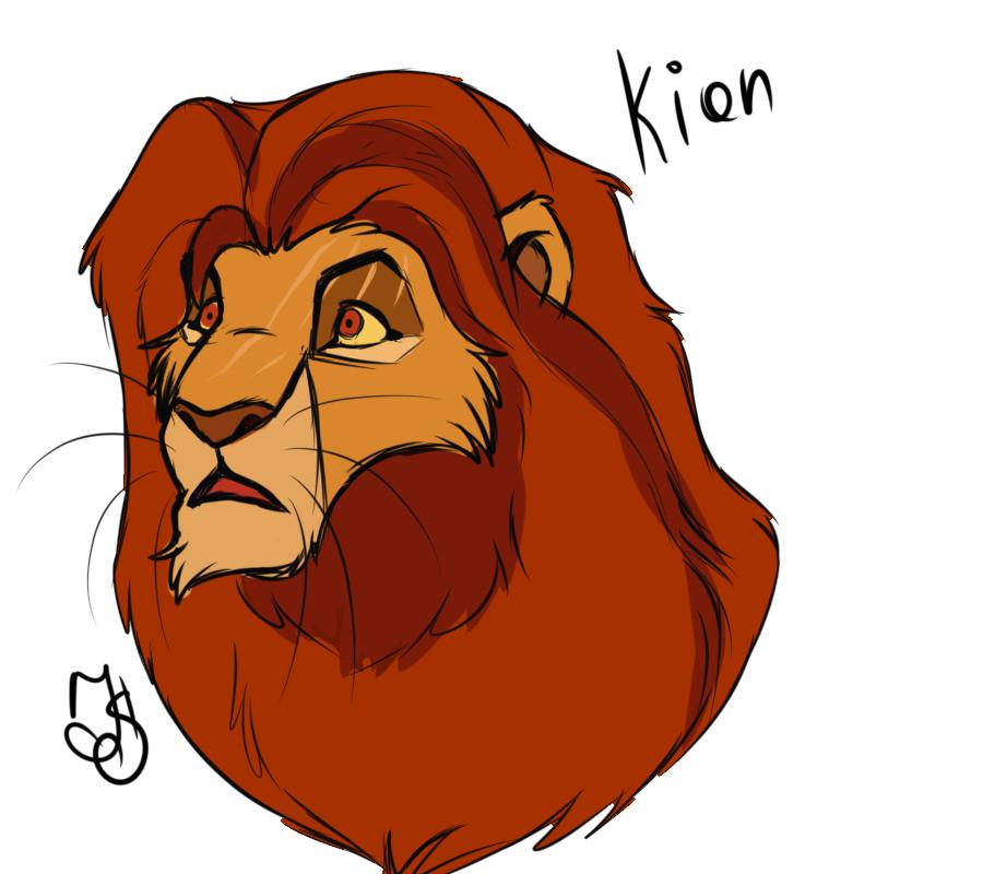 New version of Kion by AleksaDarkFrain