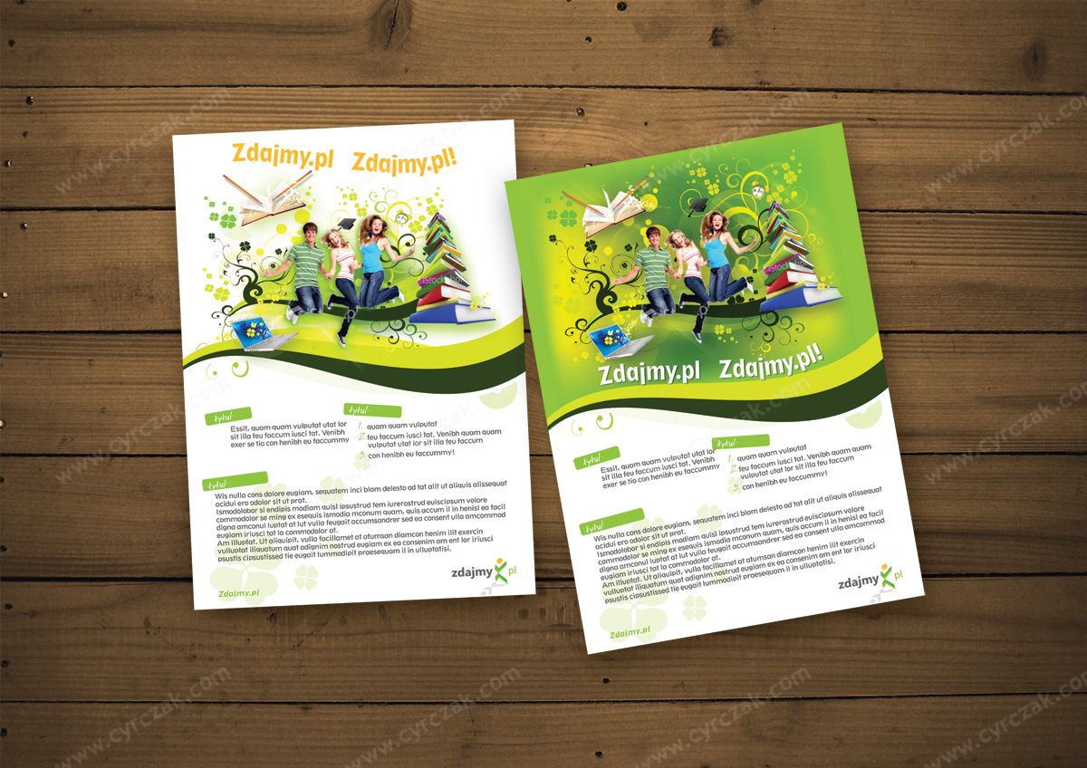 advertising-education site by Magdusia on DeviantArt