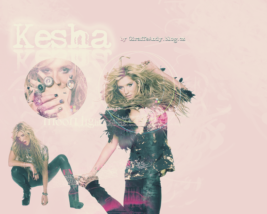 Kesha Wallpaper 1 by GiraffeAndy on deviantART kesha wallpaper 2011