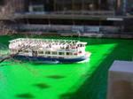 Chicago River - Tilt-Shift