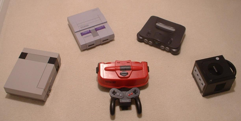 Nintendo by ExplodedSoda