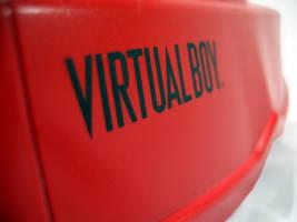 Virtual Boy by ExplodedSoda