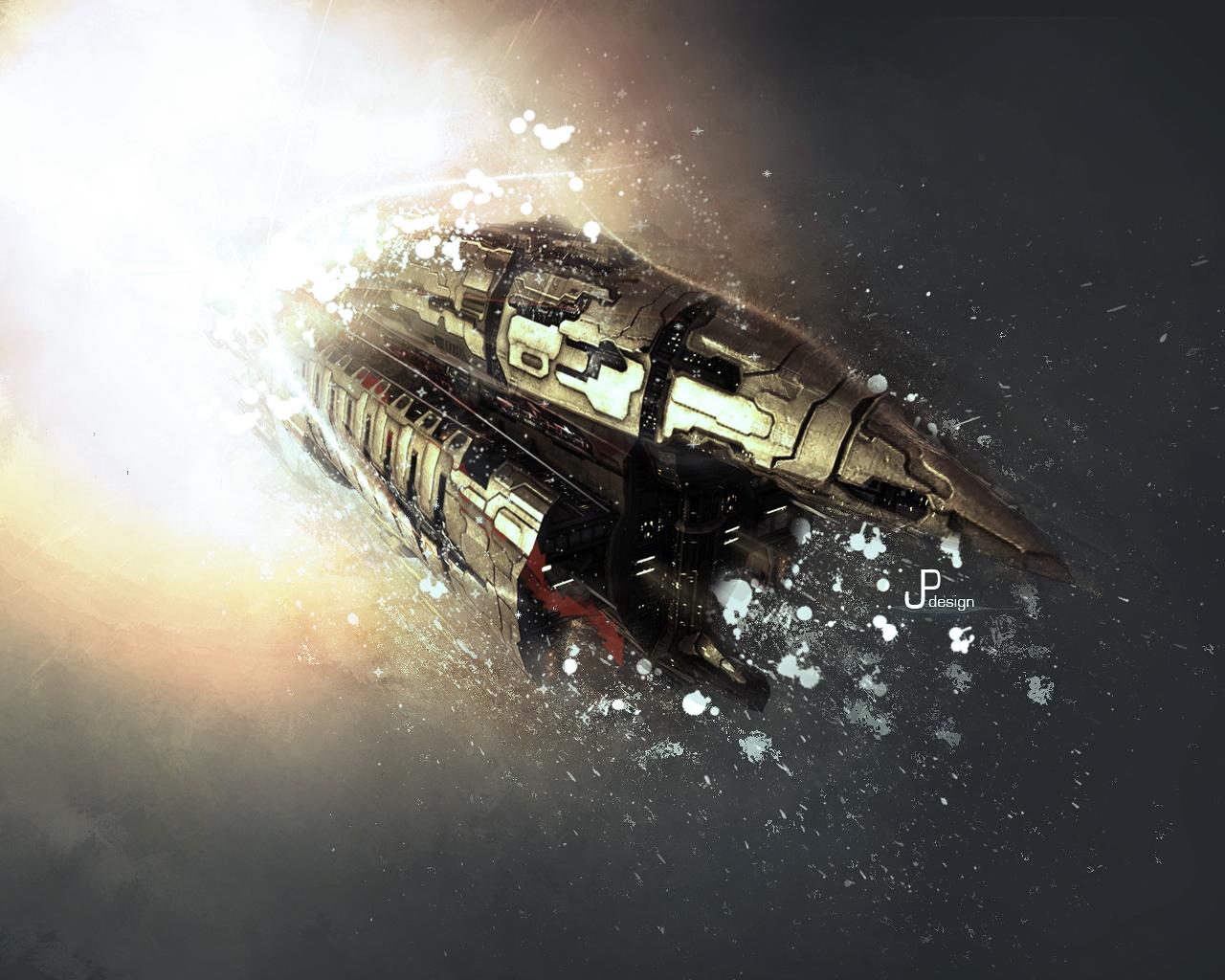Final frontier 2 the galactic war starting - Final space wallpaper ...