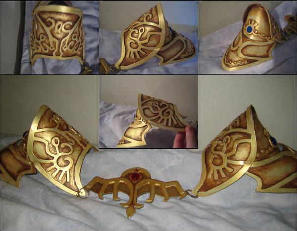 TP Zelda progress 2 by Aselea
