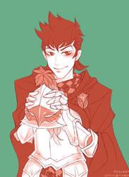 Inquisitor Handsome