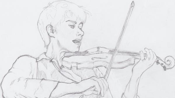 Alexander Rybak WIP by SkoolAintMySubject