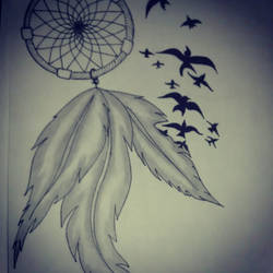 Dream Catcher by nicoleadriana19