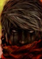 blind druid by tsad