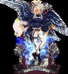 st. spell: scorpius cervantes