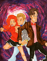 Doctor Who series 5 by TheEndxTypeANIME
