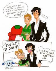 Sherlock Clues