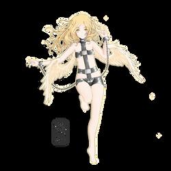 Shin Megami Tensei - Angel by Gaouu