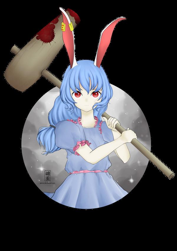 Seiran Lunarian military infiltrator by Gaouu