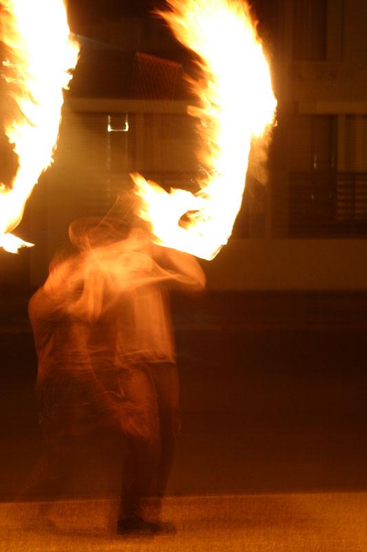 Fire Arts - Back to the Future by bingodingo