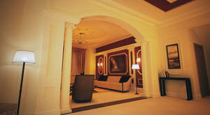 Villa-Living Room by archiwhm