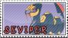 Seviper Stamp by DrkFaerieGFX