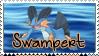 Swampert Stamp by DrkFaerieGFX