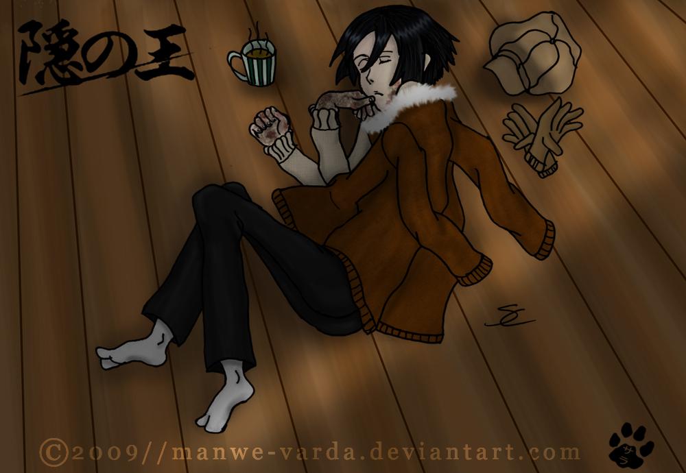 Yoite sleep by Manwe-Varda