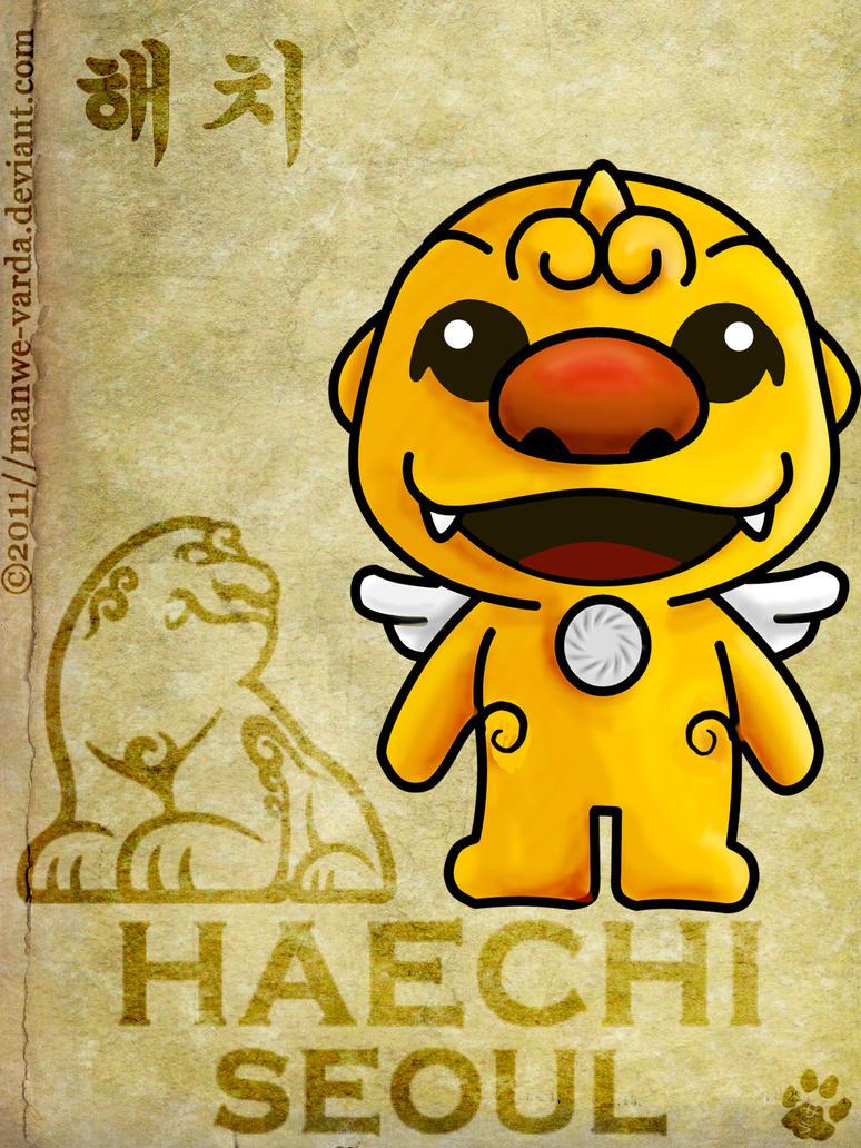 Haechi by Manwe-Varda
