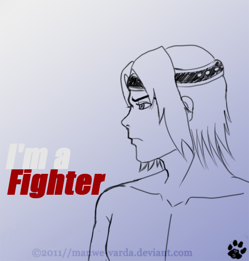 Hayate - I'm a Fighter by Manwe-Varda