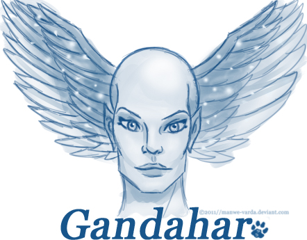 Gandahar by Manwe-Varda