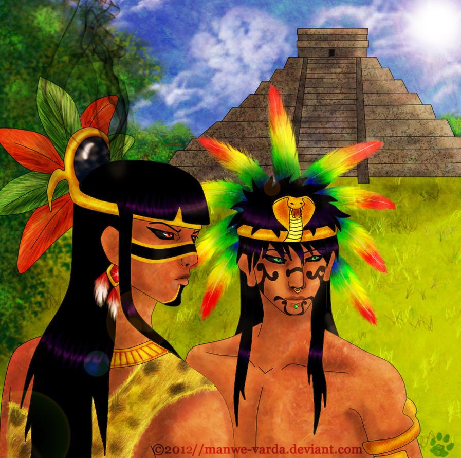 Displaying 17> Images For - Aztec Jaguar Deadliest Warrior...