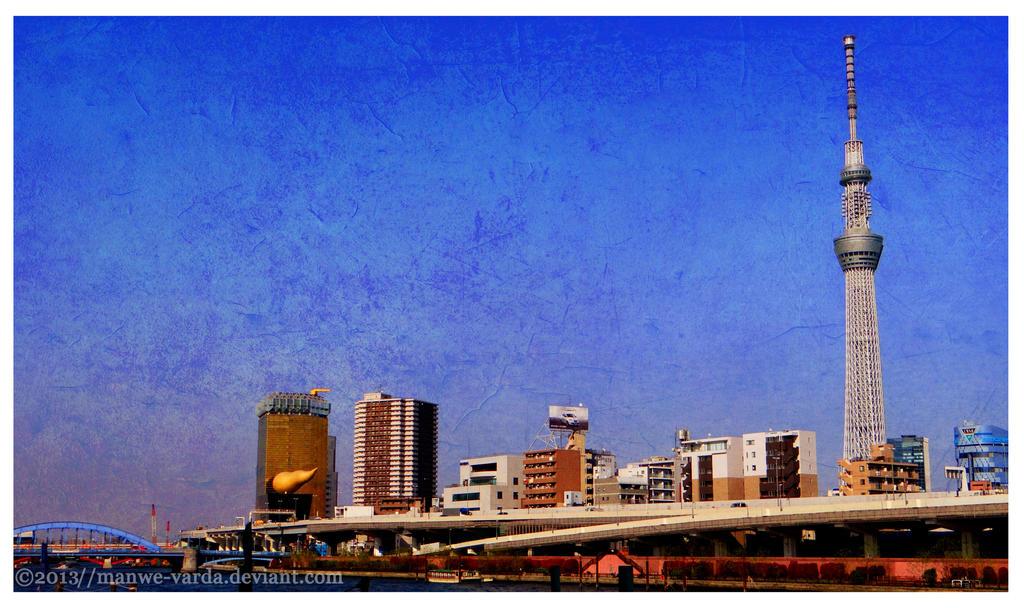 Tokyo by Manwe-Varda