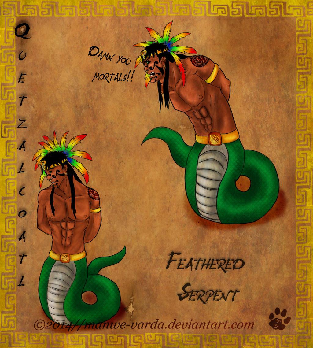 Quetzalcoatl by Manwe-Varda