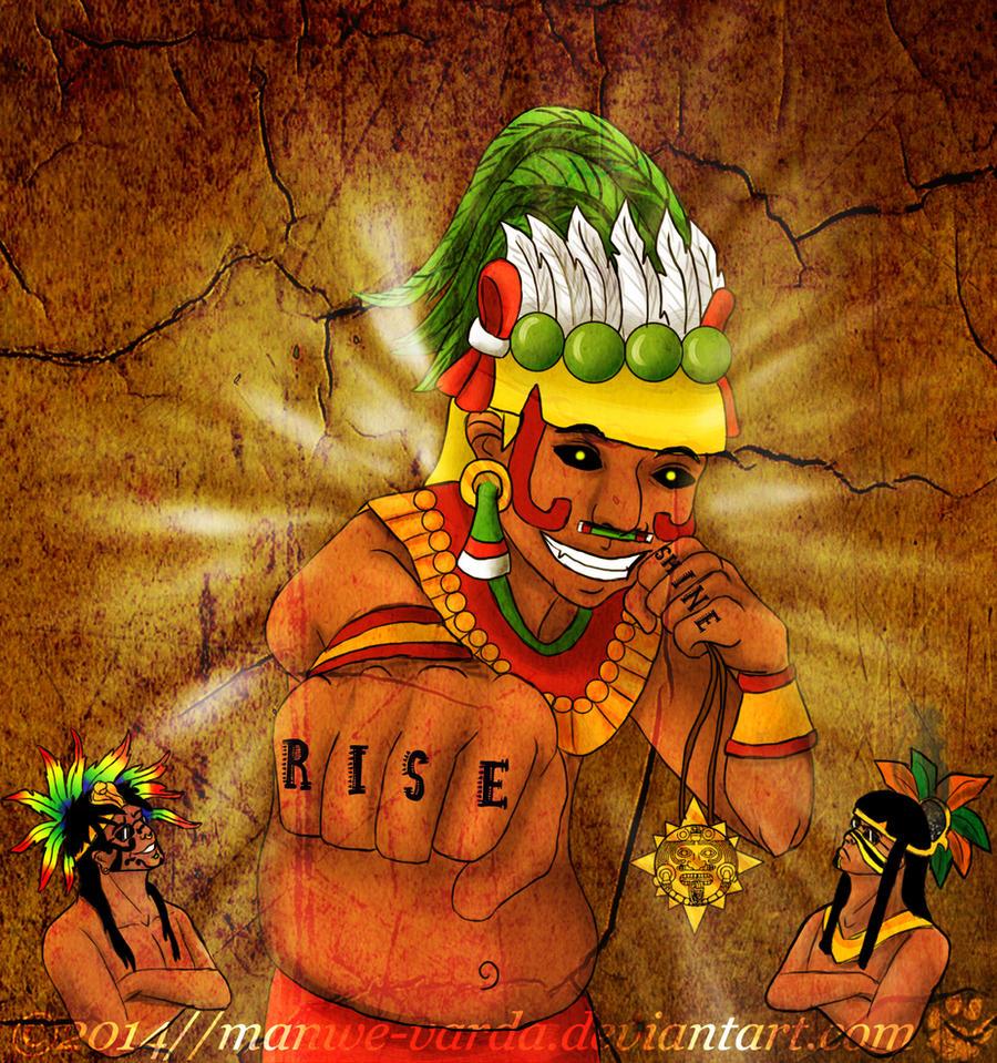 Here come the sun tudududu by Manwe-Varda