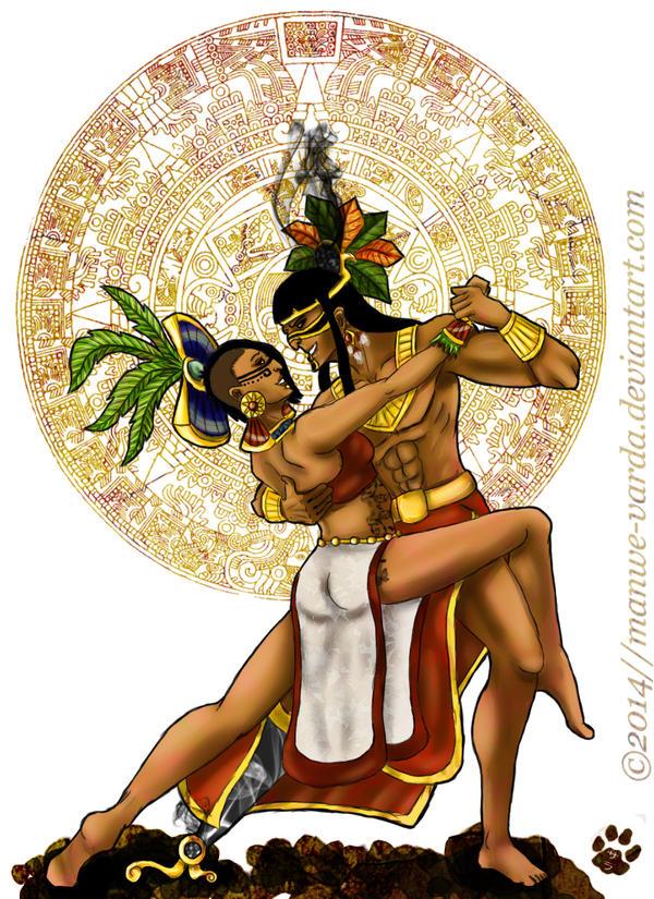 Aztec Tango by Manwe-Varda