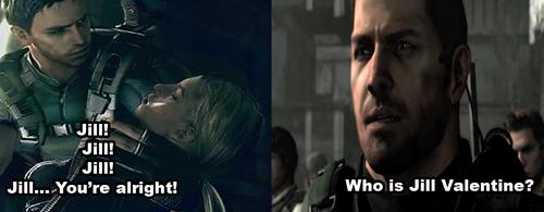 JillxChris Resident Evil 6 by BeyondUs