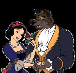 Balto and Snow White
