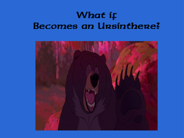 What if Tug Becomes an Ursinthere?