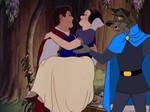 Snow White, Balto and Prince Florian