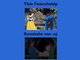 Balto and SW remind me of Quasimodo and Esmeralda
