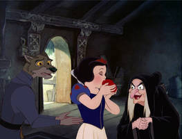 Snow White! No!
