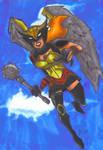 The Hawk Woman