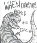 Jurassic Doodle
