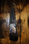 Hawk Feather Painting by kestraelflight