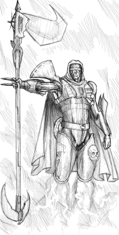medieval executioner art
