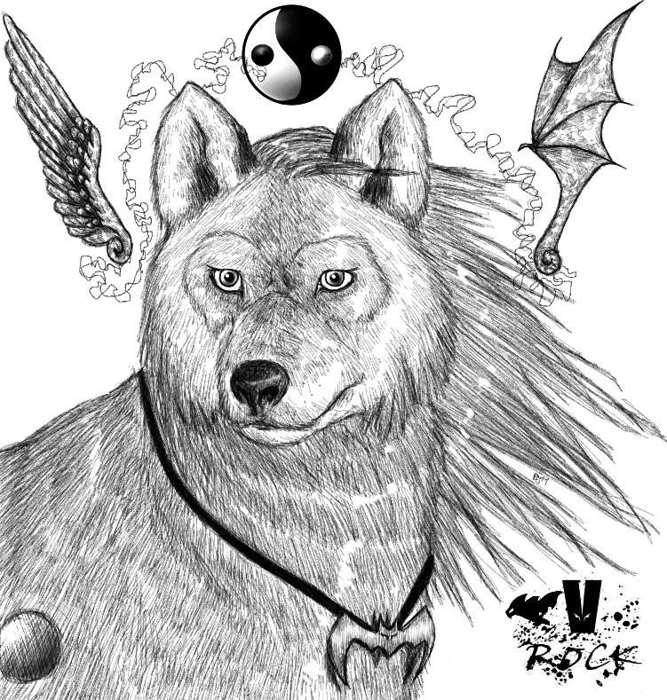 She Wolf..the genius.. by Brendanmockridge71