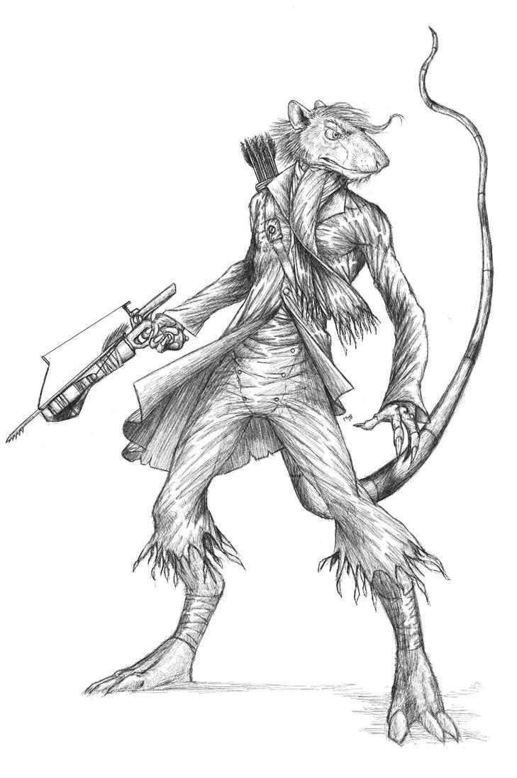 Mutant Drawings | Fine Art America