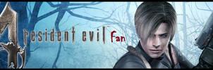 Resident Evil 4 Fan Button