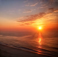 Crashing Seaside Memories by JustinDeRosa