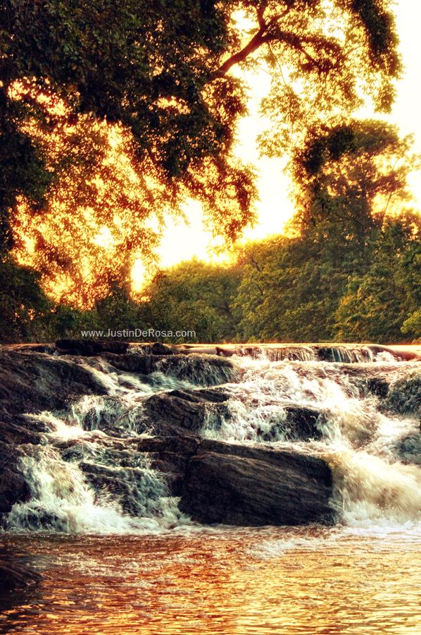 Flowing Free by JustinDeRosa