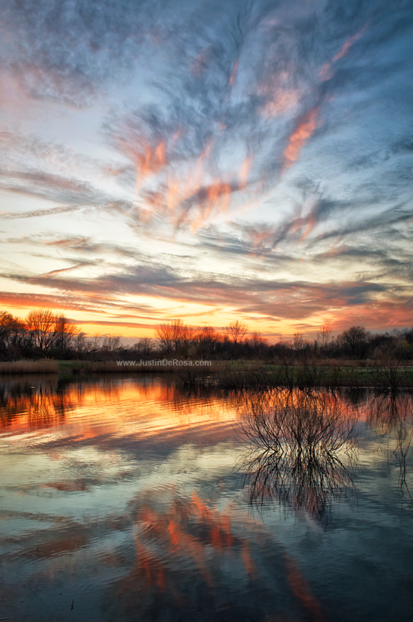 As The Day Burns Into Night by JustinDeRosa