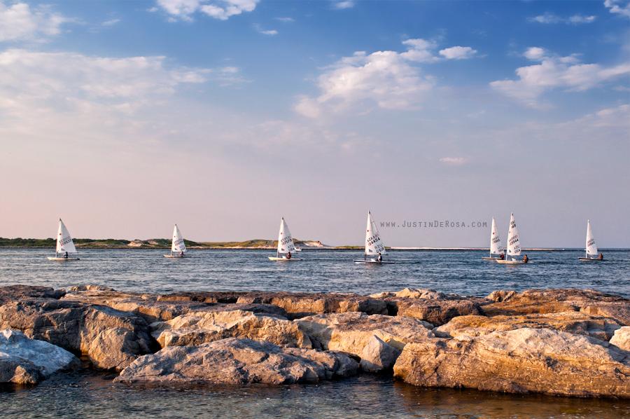 Sailing by JustinDeRosa